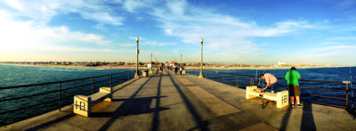 Huntington Beach Pier (USA)