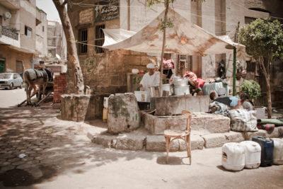 Street Scene - Cairo, Egypt