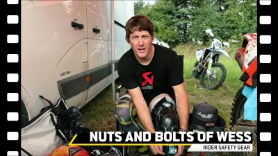 Nuts and Bolts of WESS - Riding Gear