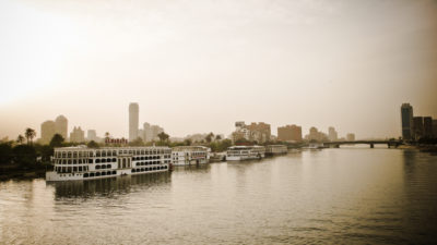 Nile River - Cairo, Egypt