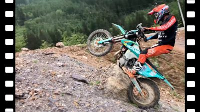 Paul Bolton - Hard Enduro Riding Techniques