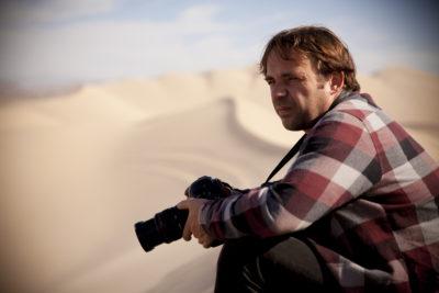 Oliver Schran - Dumont Dunes, USA