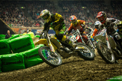 Dortmund SX 2015 - Twenty Suspension - Pro Max Racing