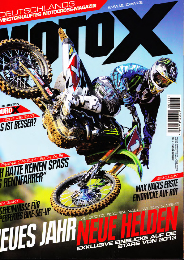Moto X Mag - Levi Sherwood Story - Mag Cover