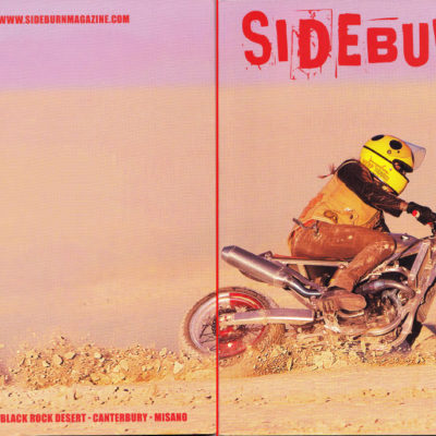 Sideburn Magazine – Custom Bike