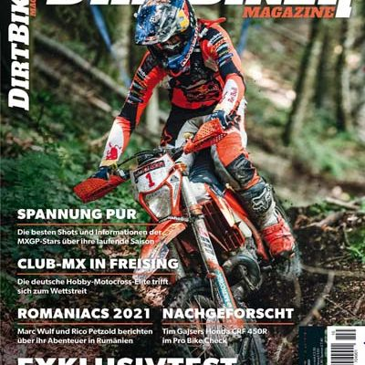 Dirtbiker Mag – MXOC Story (8 Pages)